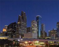 Downtown Houston, TX, USA