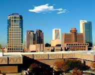 Downtown Phoenix, AZ, USA